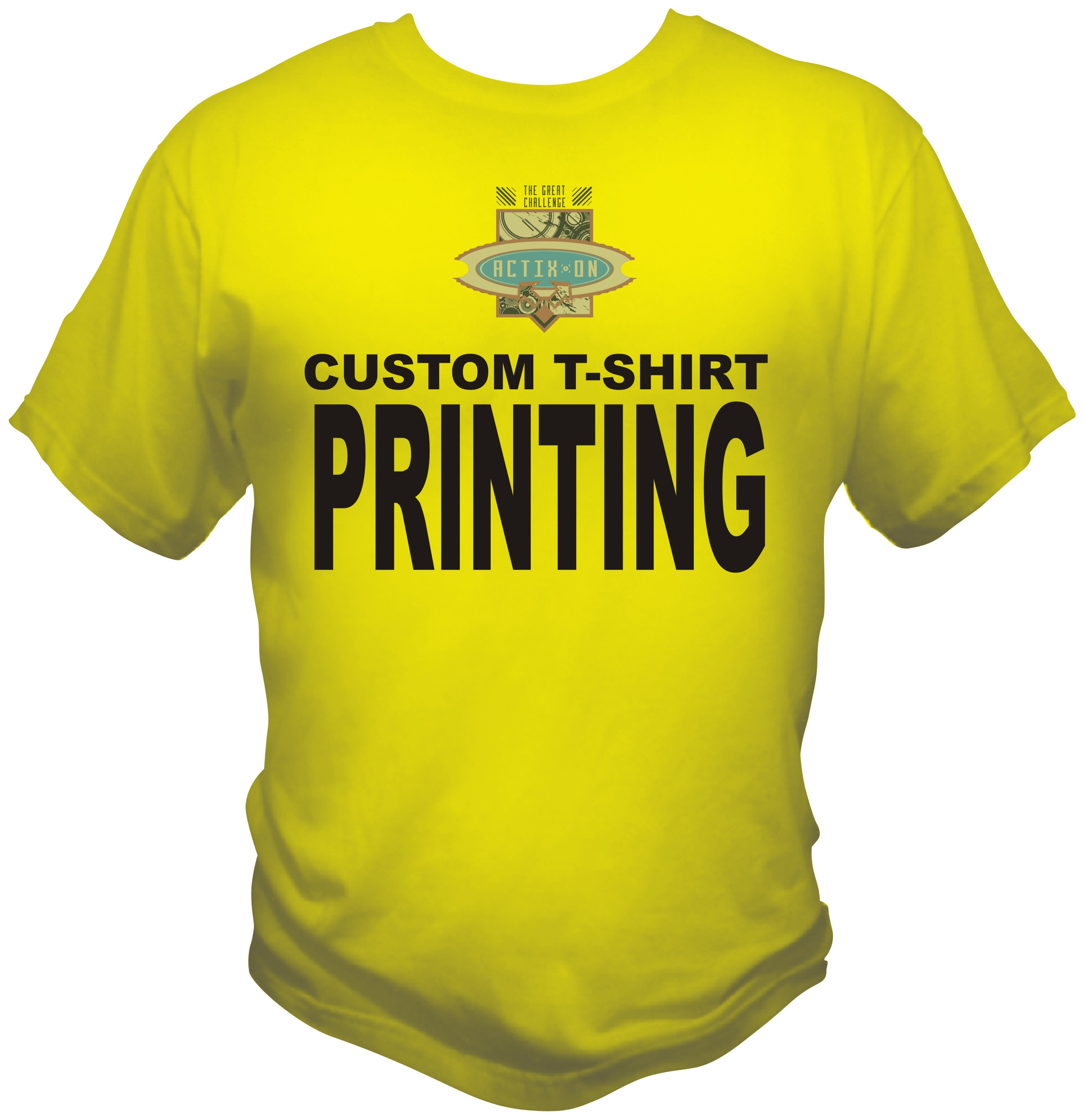 rent a tshirt printing machine